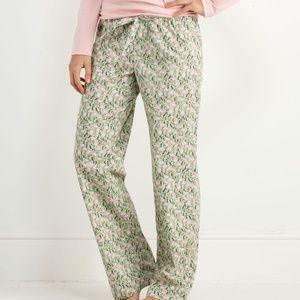 Vineyard Vines Flamingo Holiday Print PJ Pants